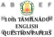 10th-English-Question-Papers