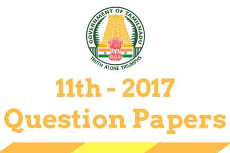11th-2017-Question-Papers