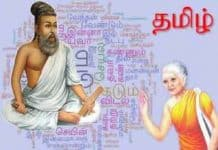 Learn Tamil Letters - Tamil Alphabets