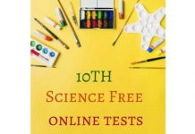 10th-Science-Free-online-tests