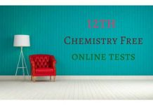 12th-chemistry-Free-online-tests