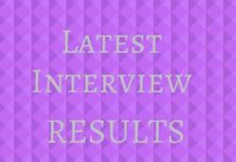 LATEST-INTERVIEW-RESULTS