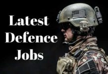 Latest Defence Jobs