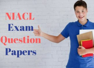 NIACL-Exam-Question-Papers