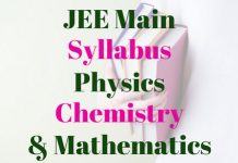 JEE-Main-Syllabus-Physics-Chemistry-and-Mathematics