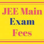 JEE-Main-Exam-Fees