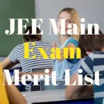 JEE Main Merit List