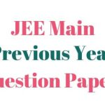 JEE-Main-Question-Papers