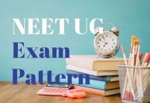 NEET Exam Pattern
