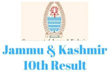 Jammu-Kashmir-10th-Result