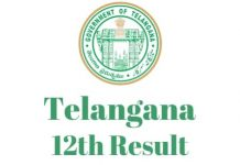 Telangana-12th-Result