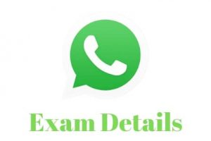 Get Educational Alerts in Whatsapp