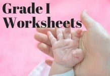 Download Worksheets for Grade I