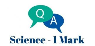 10th Science One Mark Online Test